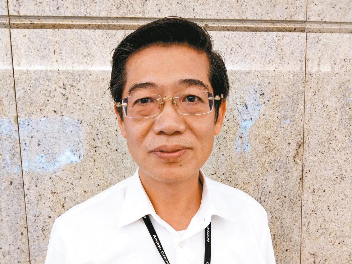 智邦董事長郭飛龍。 圖/聯合報系資料照片