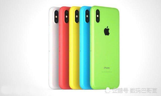 2019年iPhone產品線示意圖。 圖/擷自《騰訊網》