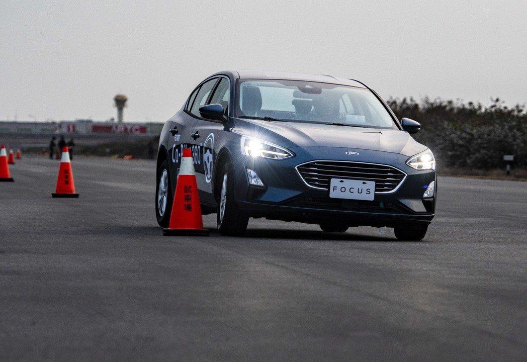第四代大改款的Ford Focus將於本周進行媒體公辦試駕。 圖/福特六和提供