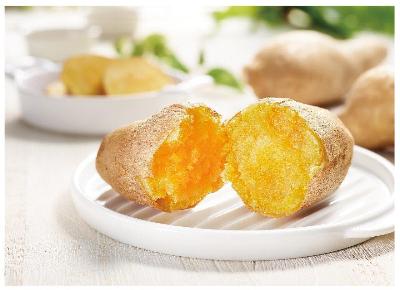 地瓜是減肥聖品。圖/7-ELEVEn提供