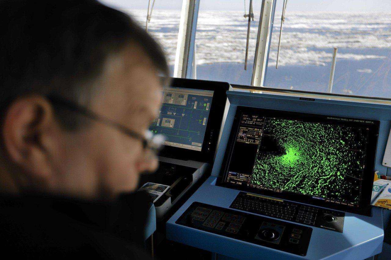 「北磁極」變換位置,可能影響到導航系統。(美聯社)