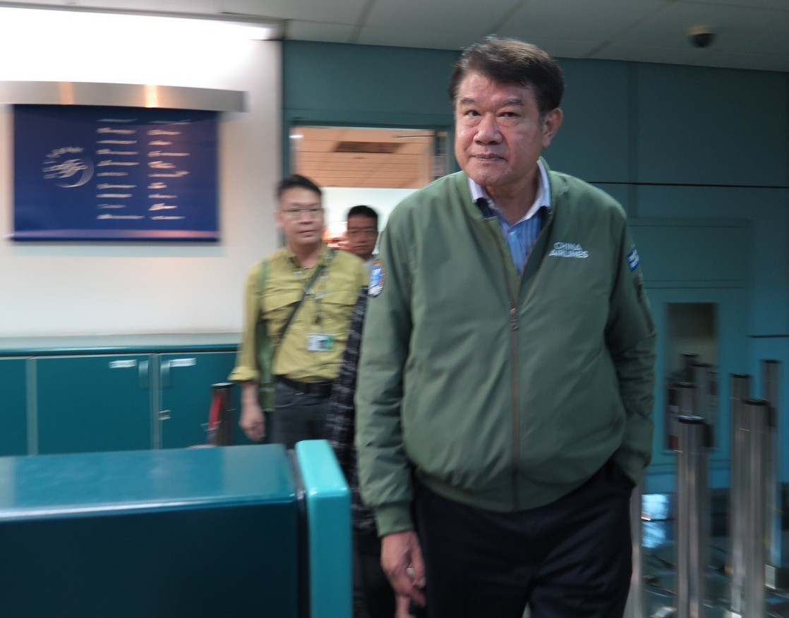 華航董事長何煖軒。 圖/聯合報系資料照片