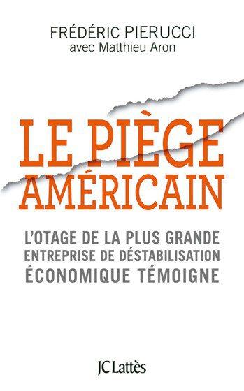 皮魯奇著作《美國陷阱》。 彭博資訊