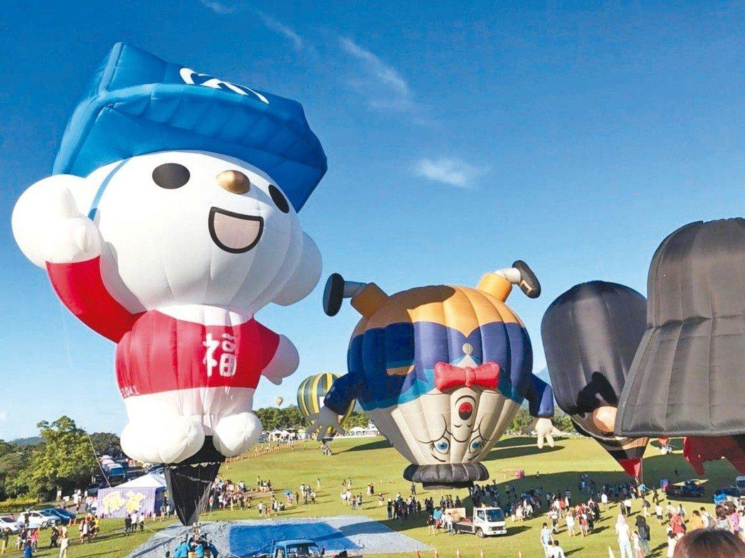 全聯積極經營企業形象,吉祥物福利熊深得消費者喜愛。 (本報系資料庫)