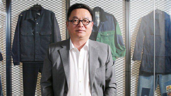 如興紡織董事長陳仕修。 報系資料照