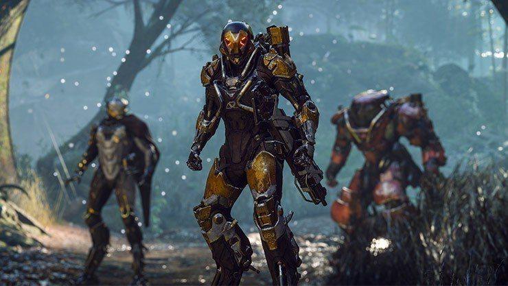 《冒險聖歌》細膩的遊戲畫面,讓玩家在諸神遺棄的未完成世界身歷其境。