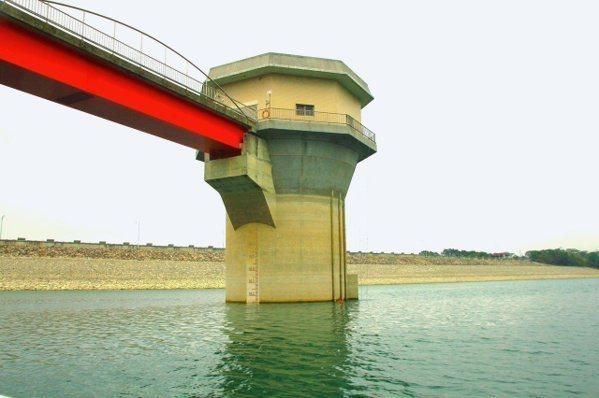 供應科技園區用水的新竹寶二水庫。報系資料照