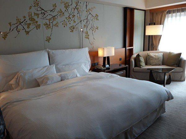 此次活動總共有3種不同房型寢具。圖/翻攝自五星級飯店特賣會臉書專頁