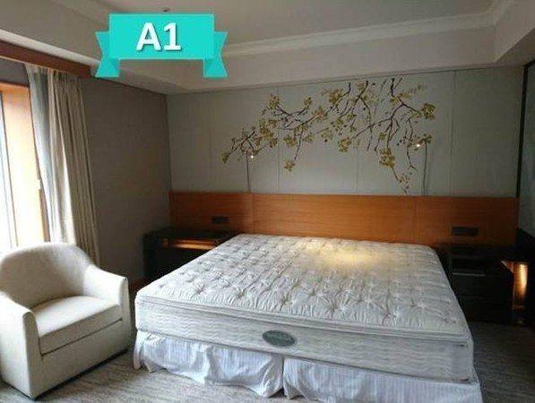 六福皇宮出清五星寢具,最低12,888元就能帶走價值15萬元的天夢之床等級床墊、...