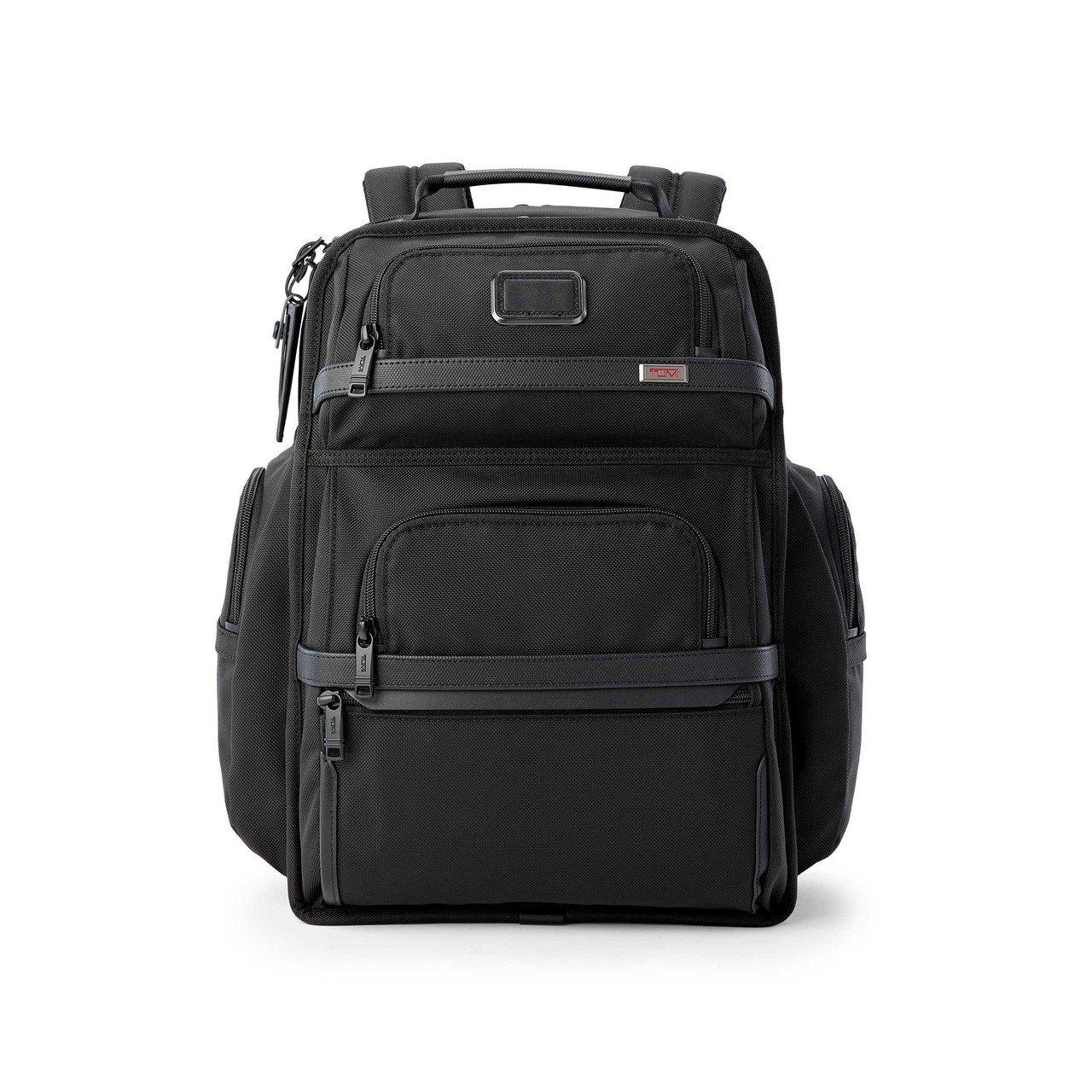 TUMI Alpha 3系列公事後背包22,400元。圖/TUMI提供