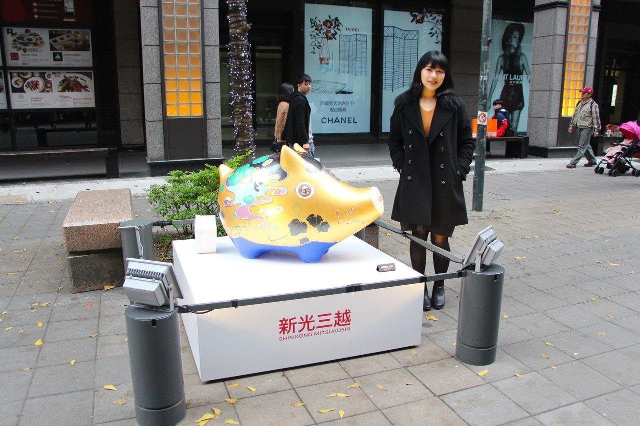 台灣水墨膠彩畫家─簡詩如以「春天意象」為發想打造擁有美好共存關係的「Love &...