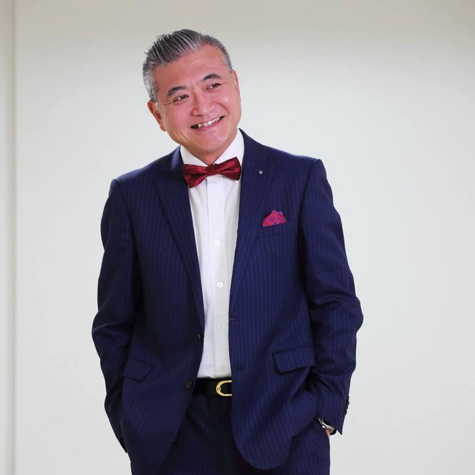 1111人力銀行副總經理何啟聖。圖/取自何啟聖臉書