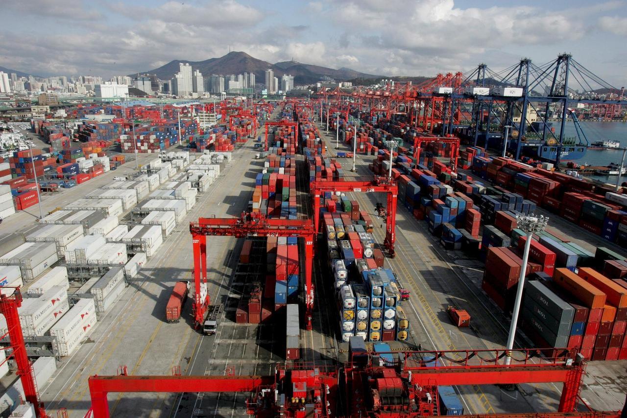 南韓希望減輕對中國的依賴。歐新社