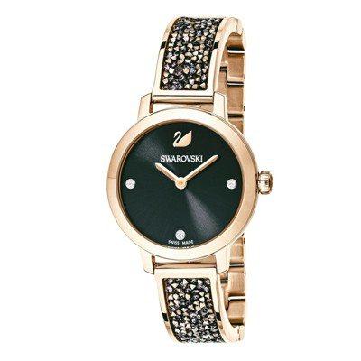 施華洛世奇COSMIC ROCK 腕表,14,900元。 圖/施華洛世奇提供