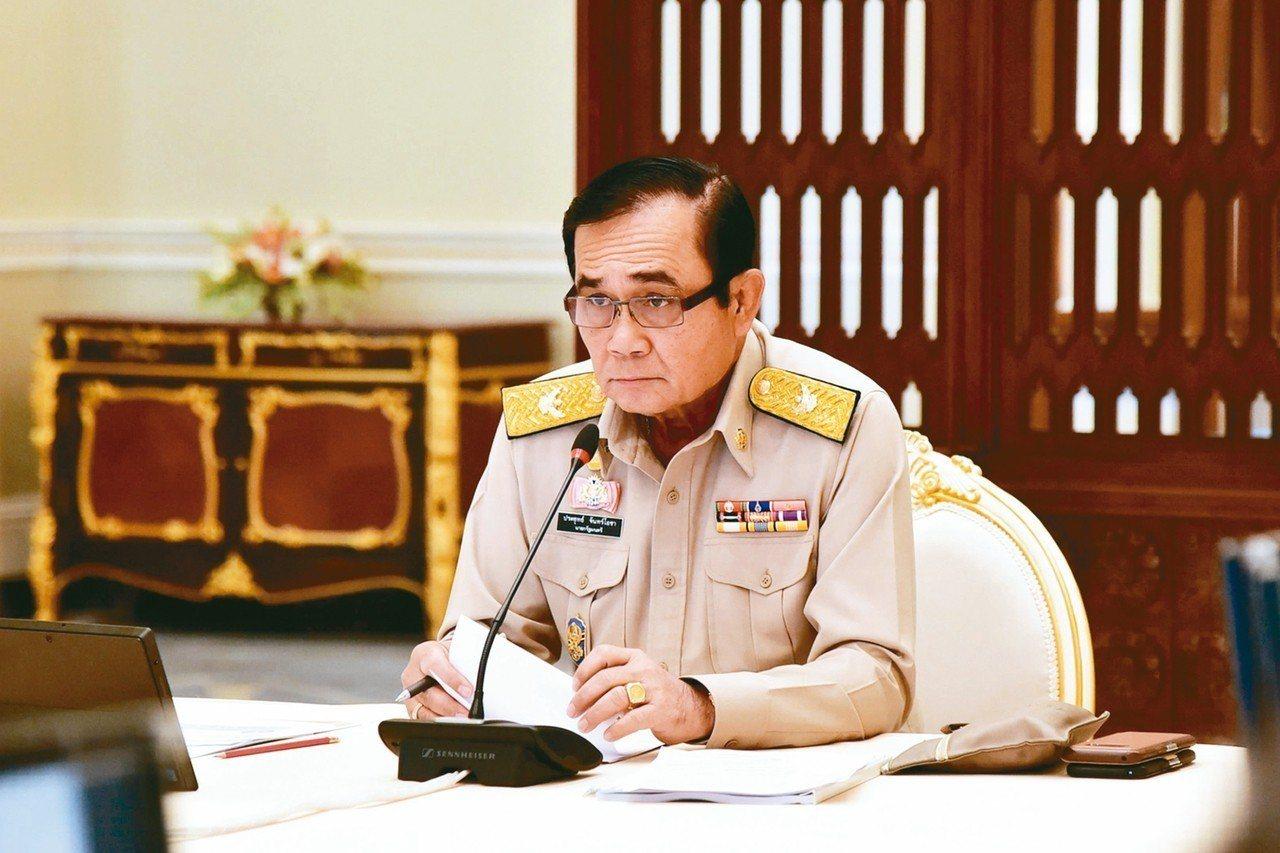 泰國總理帕拉育十一日說,謠傳泰國將發生政變、三軍總司令遭撤換,都是「假新聞」。 ...
