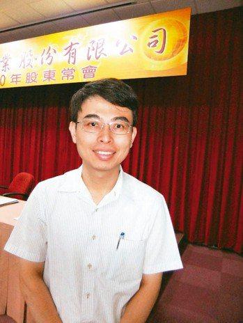 豐泰董事長王建弘 本報系資料庫
