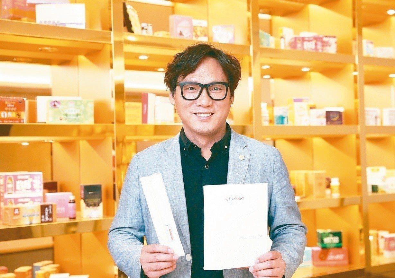 大江生醫董事長林詠翔 本報系資料庫