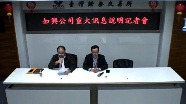 如興今(12)日宣布以總價不超過美金4,800萬美元,入股取得美商Nanjing...