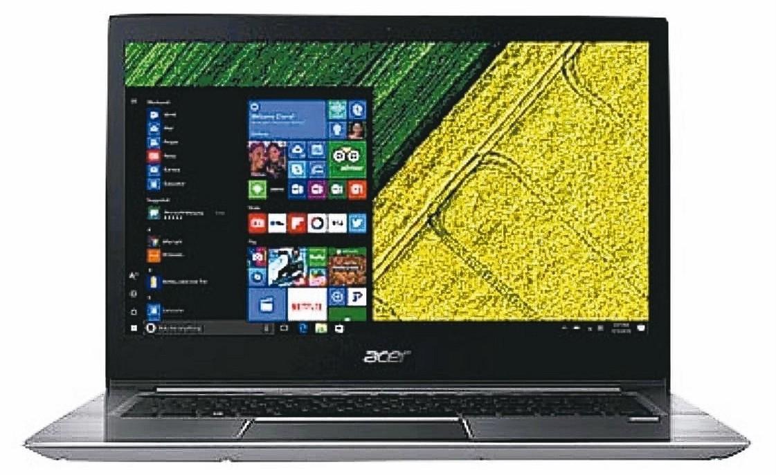 宏碁S40 i5輕薄Optane筆電。 全國電子/提供