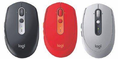 羅技Logitech M590多工靜音無線滑鼠。 udn買東西/提供
