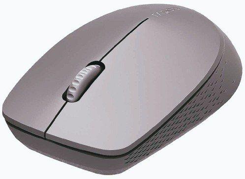 雷柏M100靜音三模藍牙無線光學滑鼠。 燦坤/提供