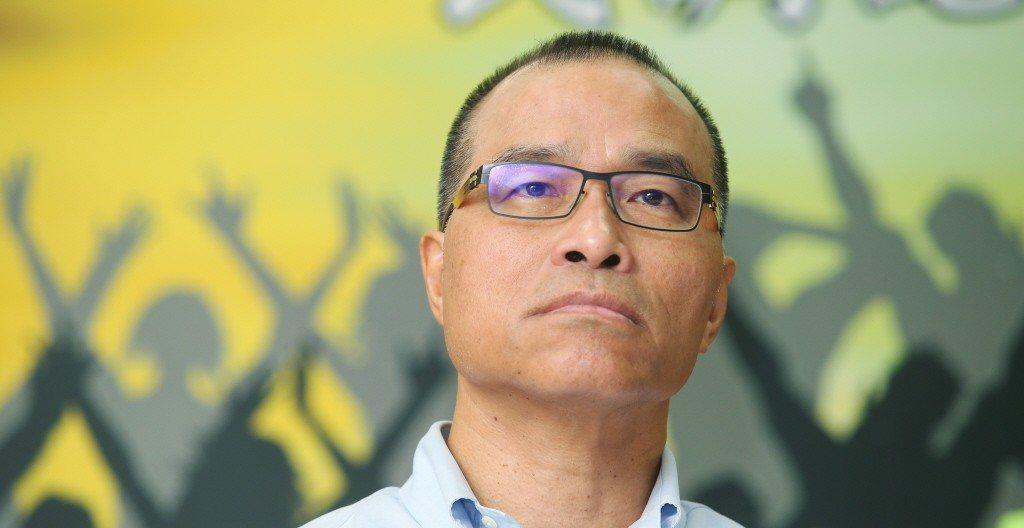 高雄市副市長葉匡時。聯合報系資料照/記者陳正興攝影