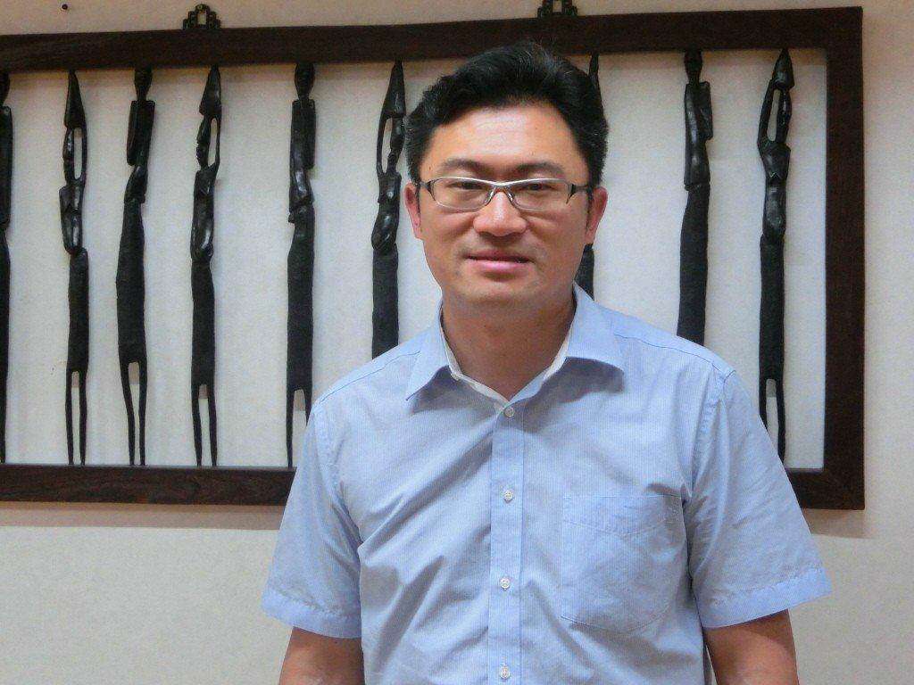 台灣醫師連加恩。 聯合報系資料照片/記者蕭雅娟攝影