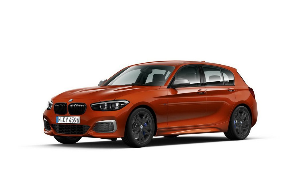 BMW M140i Finale Edition搭載3.0升直列六缸TwinPo...