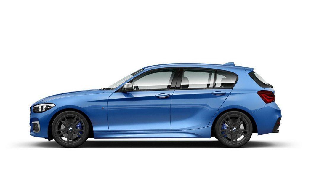 BMW M140i Finale Edition。 摘自BMW Australi...