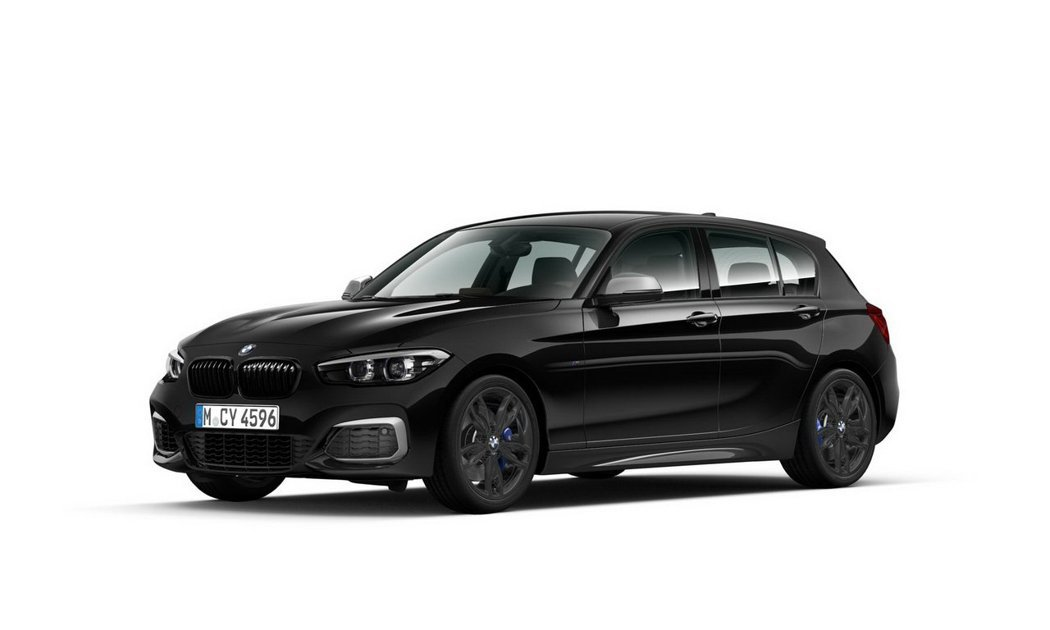 BMW M140i Finale Edition。 摘自BMW Australia
