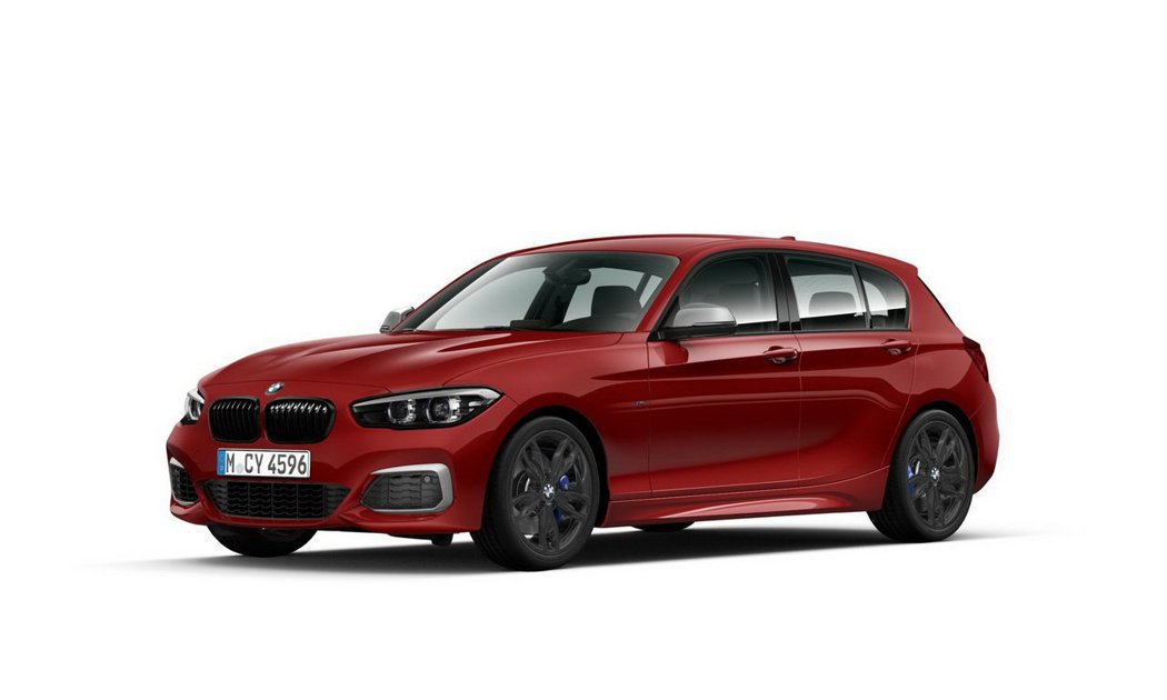最後的後驅版本BMW M140i Finale Edition,下月將於澳洲上市。 摘自BMW Australia