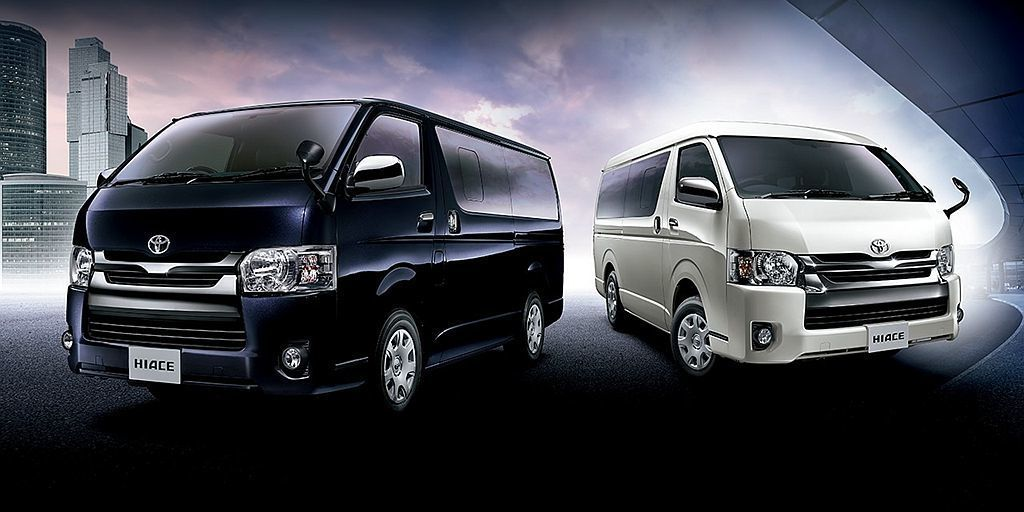 去年底就傳出熱銷的Hiace廂車將在今年導入台灣市場,但非現行款而是尚未發表的大...