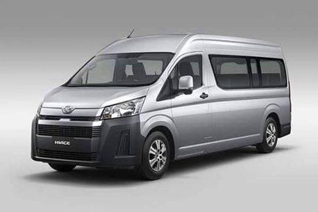 這就是台灣要導入的Toyota Hiace Granvia?新世代車型搶先曝光!