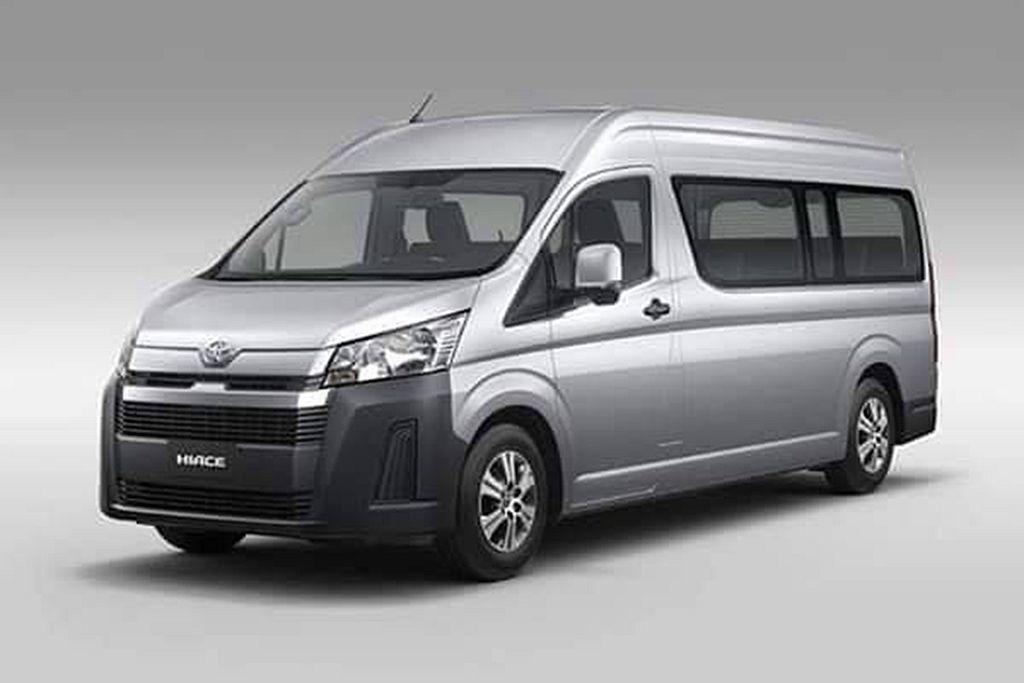 全新第六代Toyota Hiace國外也相當關注,日前有更清晰的廠照在網路上流出...