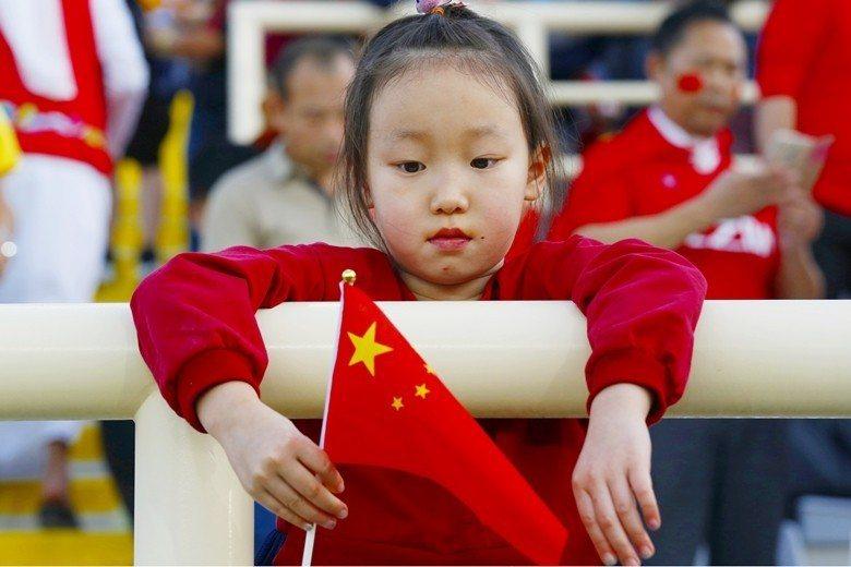 中國自2001年實施一綱多本,內容不外收錄一定比例的愛國主義課文。2016年,中...