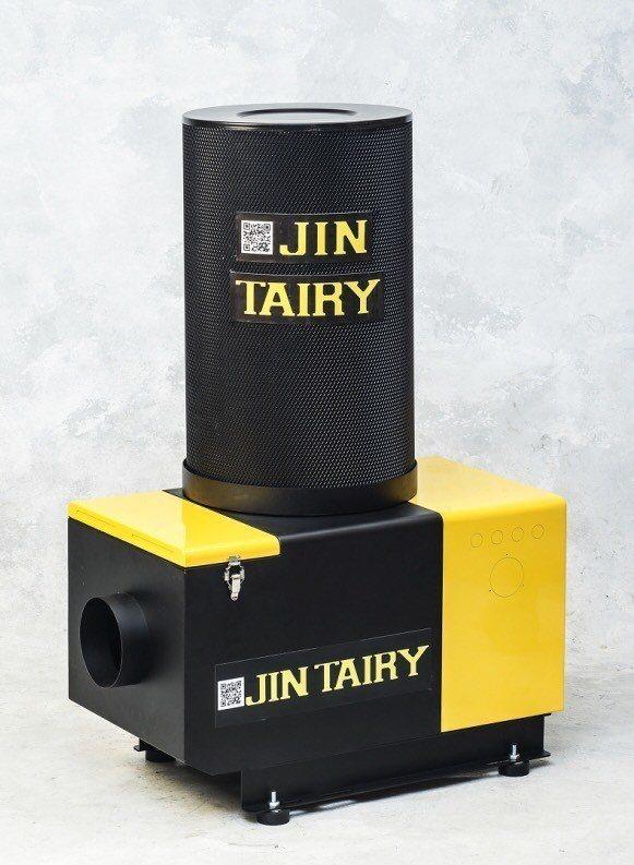 郡泰電子以工業設計及流體力學全新改良的「JT-智能高效環保油霧淨化機」。 郡泰電...