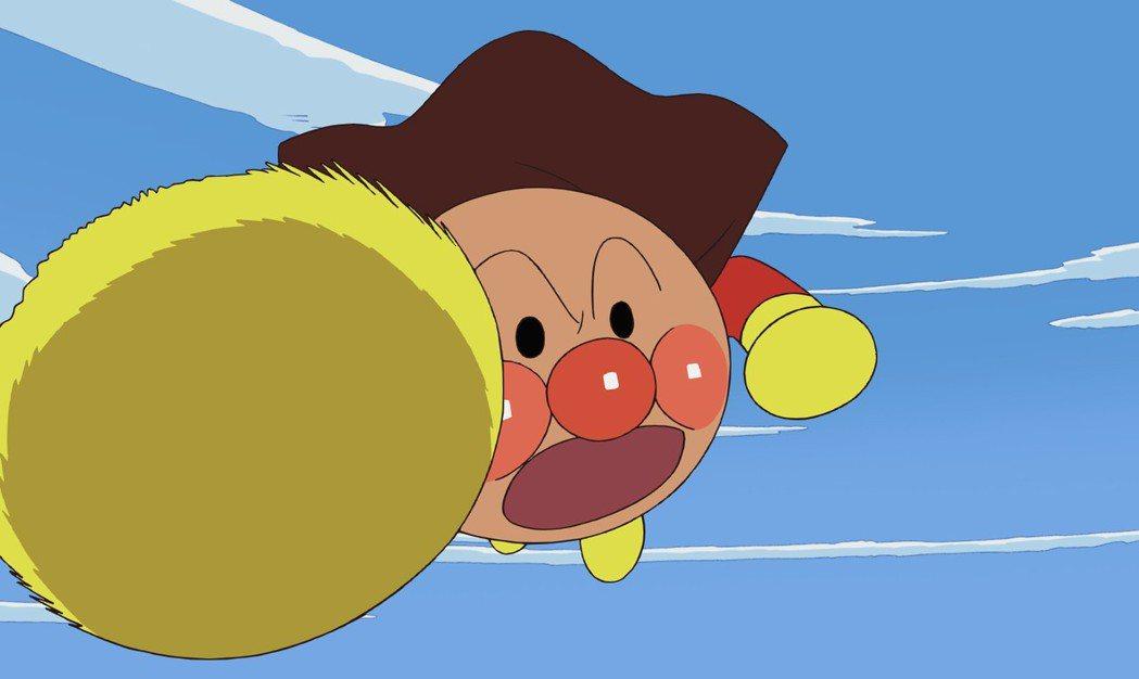 「麵包超人電影版:布魯布魯的尋寶大冒險!」劇照。圖/曼迪傳播提供