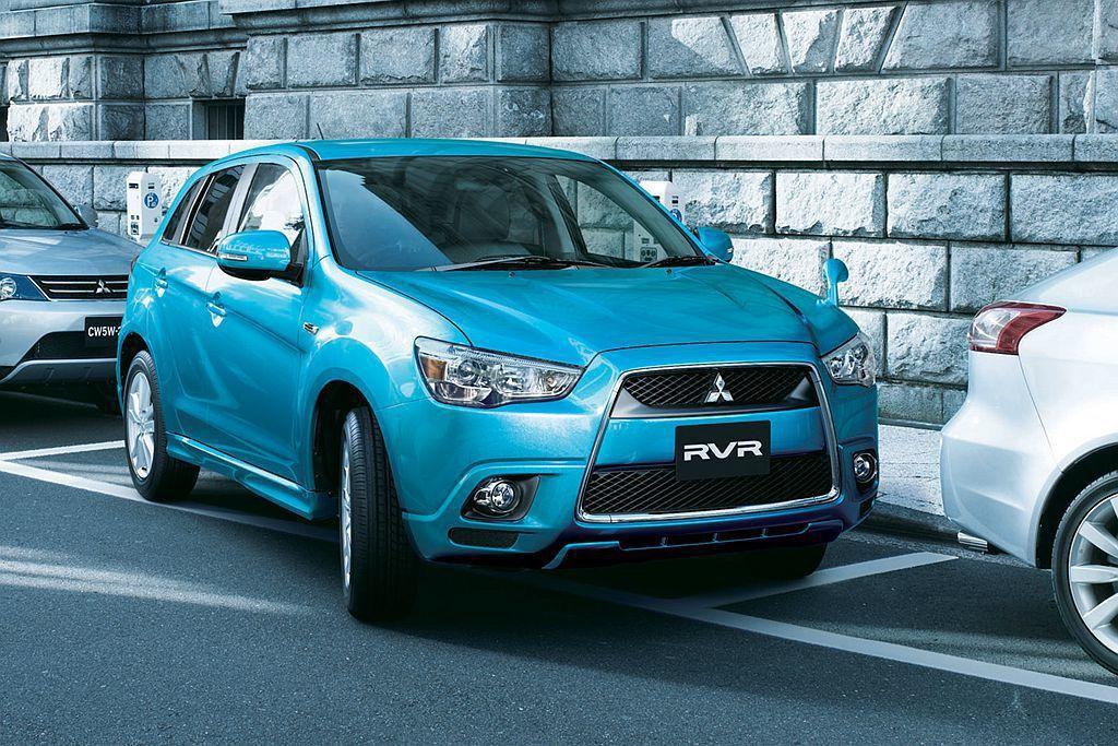 三菱ASX(日本稱為RVR)早在2009年東京車展就已經發表,台灣也曾在2011...