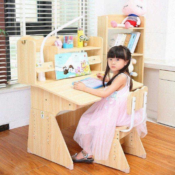 加大學習書桌椅 松果購物提供