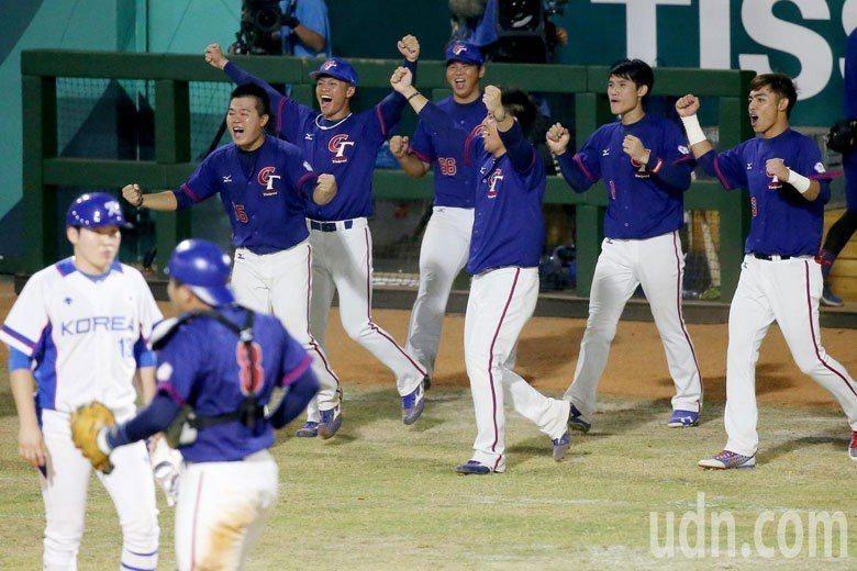 雅加達亞運中華隊業餘球員的表現,讓大家眼睛為之一亮,還戰勝職棒都不一定打得贏的韓...