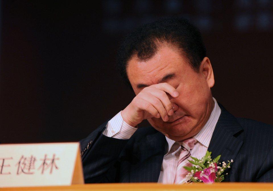 萬達集團董事長王健林。取自鳳凰網