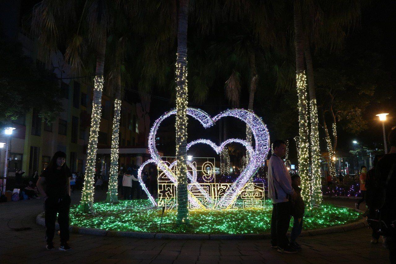2019桃園燈會將於2月12日至2月24日舉行。記者許政榆/攝影