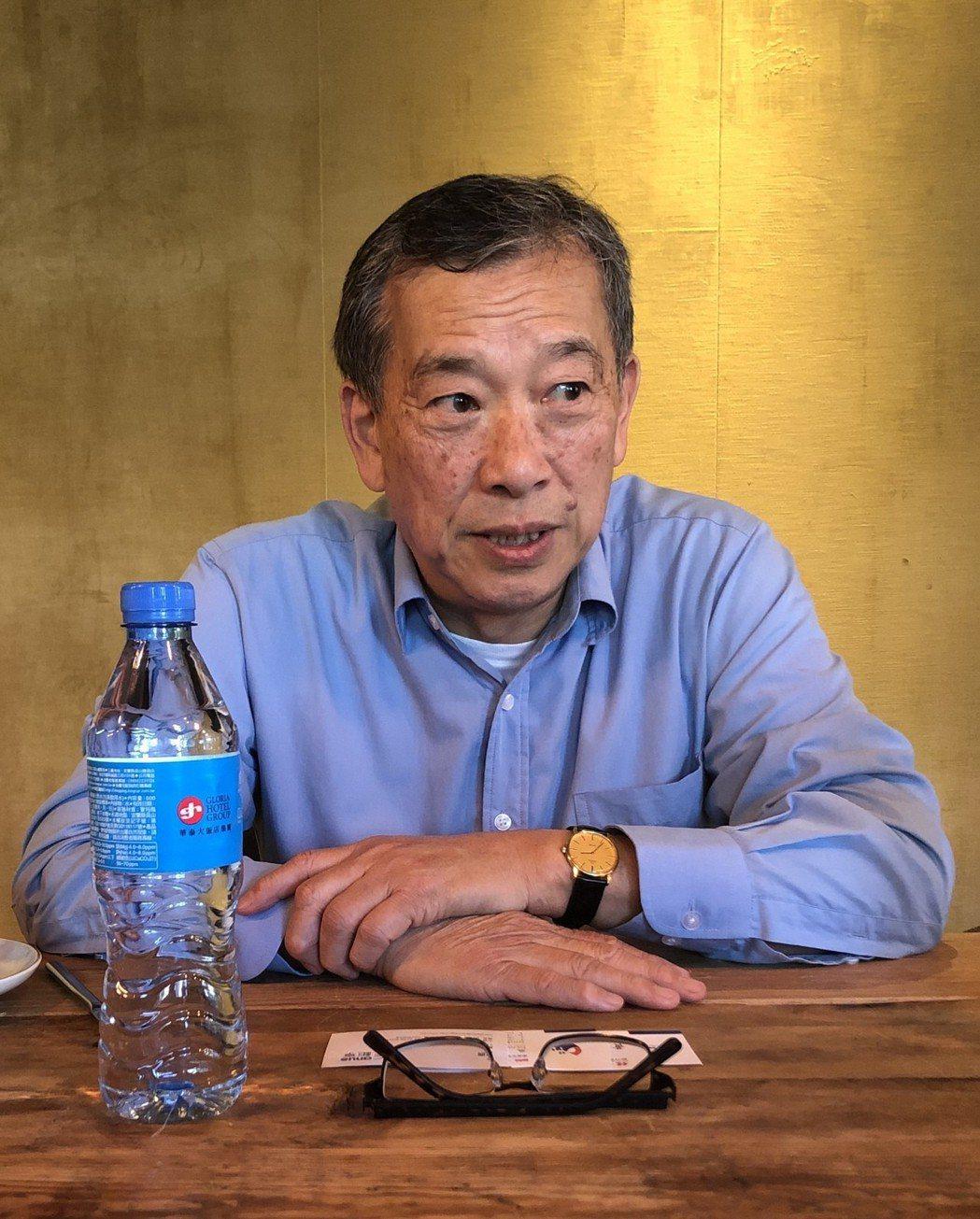 浩鼎董事長張念慈。記者黃文奇/攝影