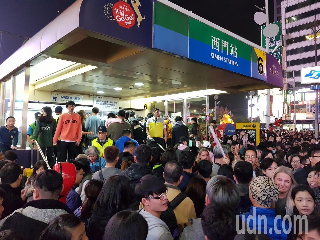 台北燈節本月16日到24日於北門廣場、行旅廣場、交8廣場、西門紅樓周邊登場,台北...
