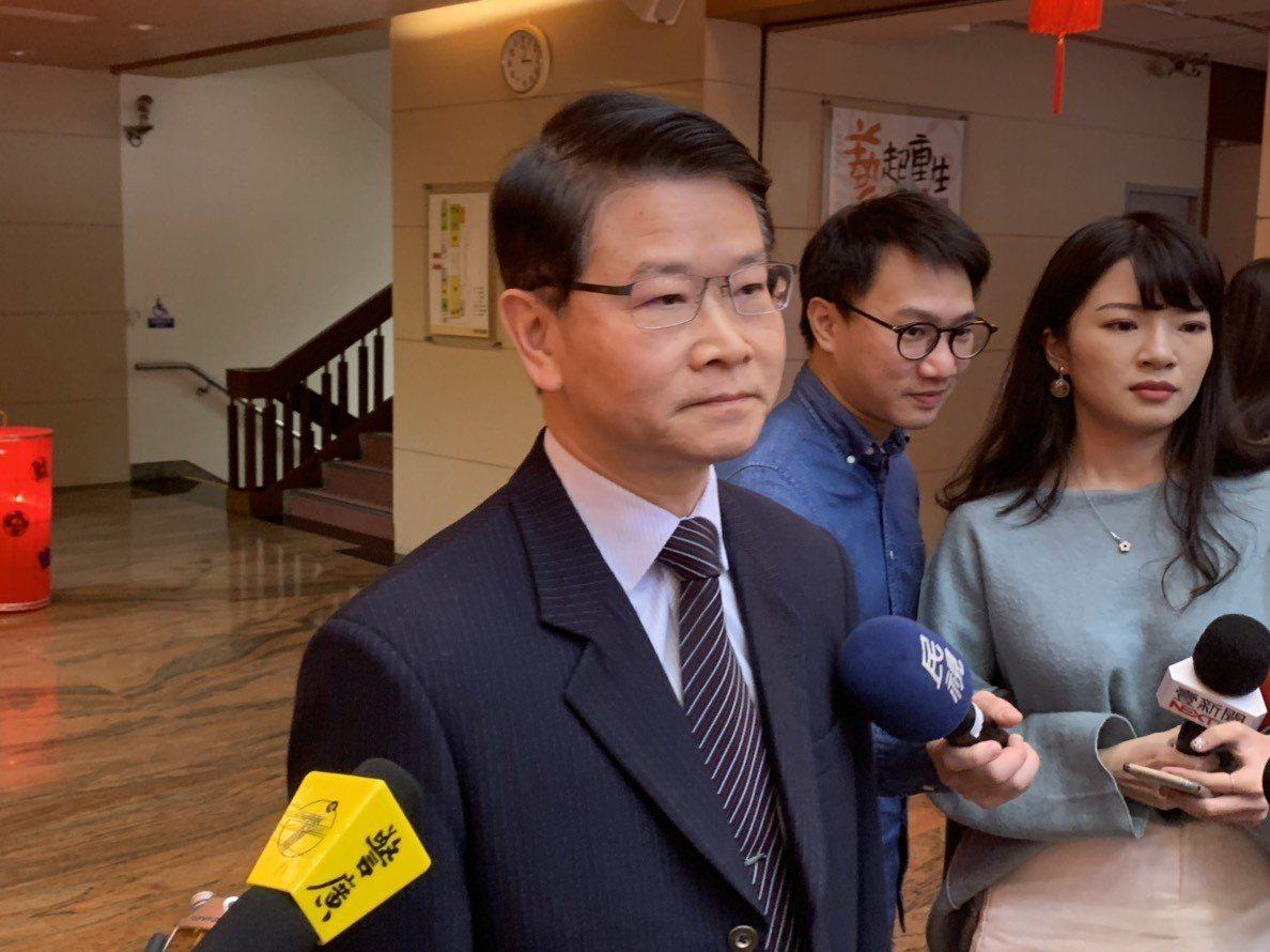 檢察司長王俊力說,酒測值0.75駕車撞死人算殺人,非唯一標準。記者王聖藜╱攝影