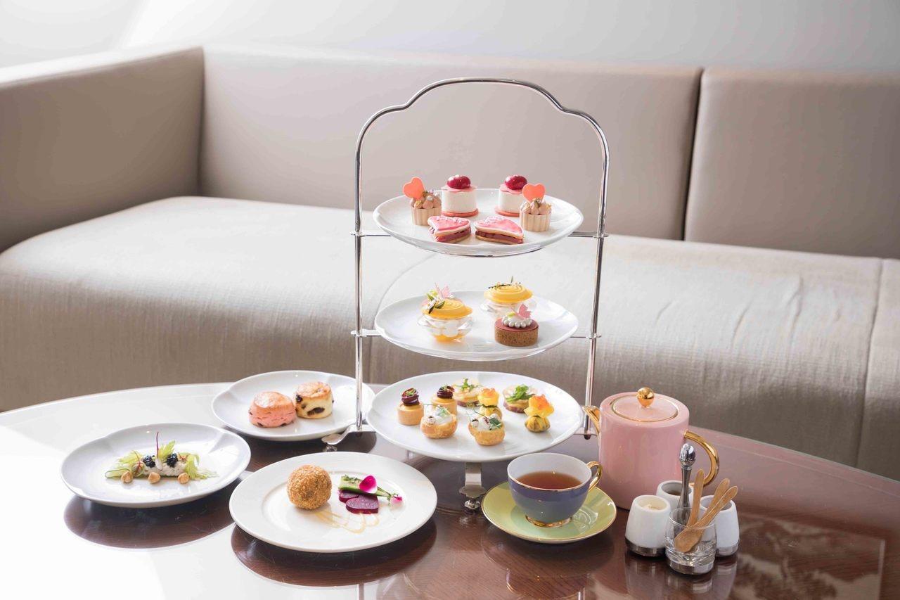 朴敏英將於2月14日情人節當天抵台,台北君悅酒店特別準備了特製情人節下午茶套餐。...