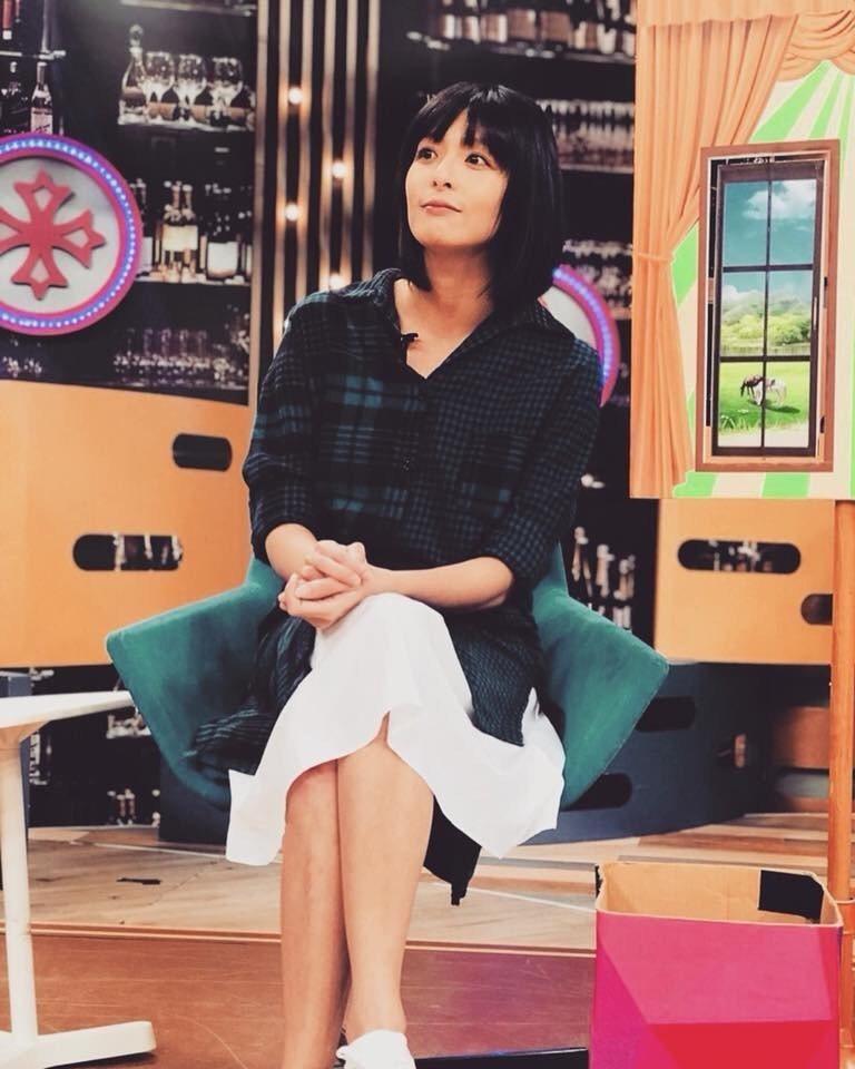 李依瑾上衛視「一袋女王」。圖/摘自臉書
