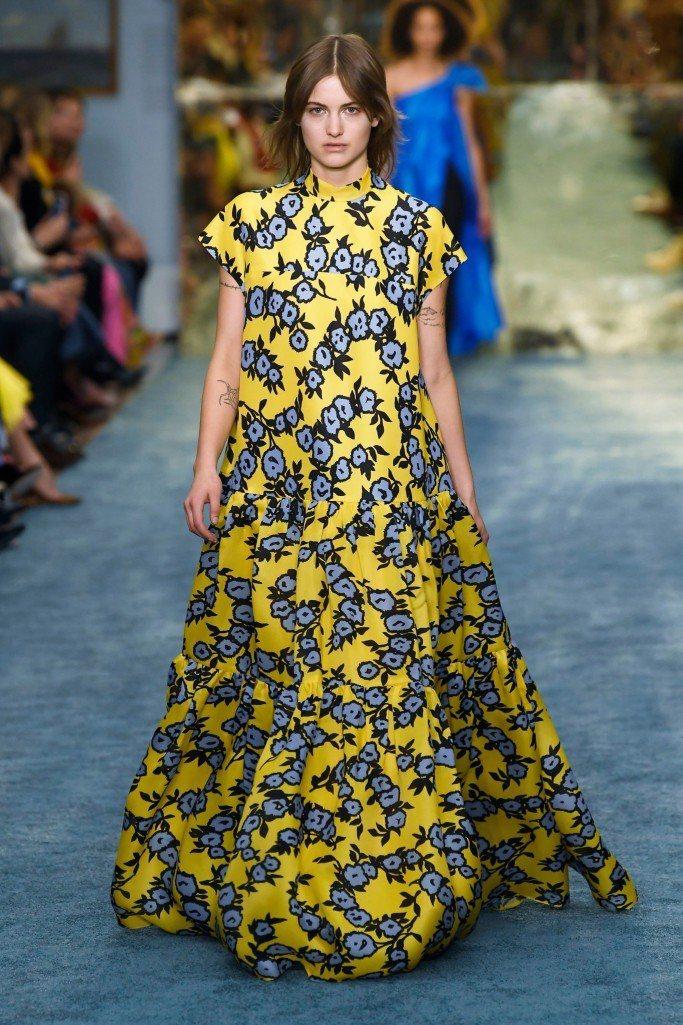 Carolina Herrera讓女人很典雅時髦。圖/摘自WWD