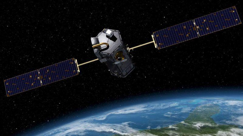 美國憂心其衛星成為中俄兩國雷射武器目標。 (美聯社)