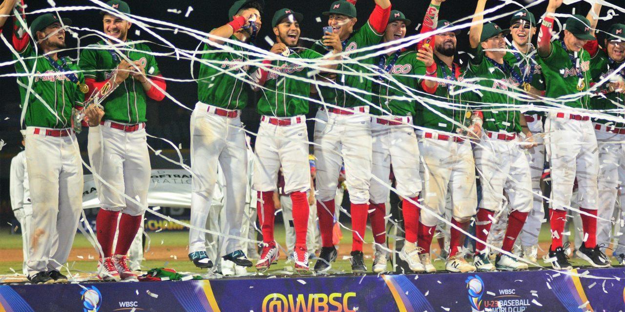墨西哥取得U23世界盃主辦權。 擷圖自國際棒壘總會網站